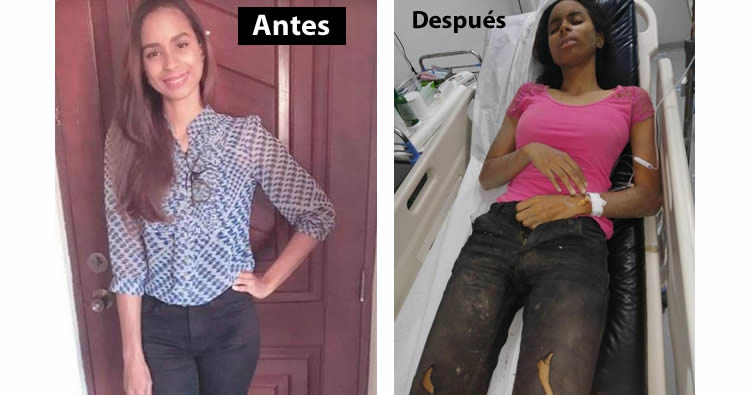 Kerlina Esther Santos estuadiante uasd