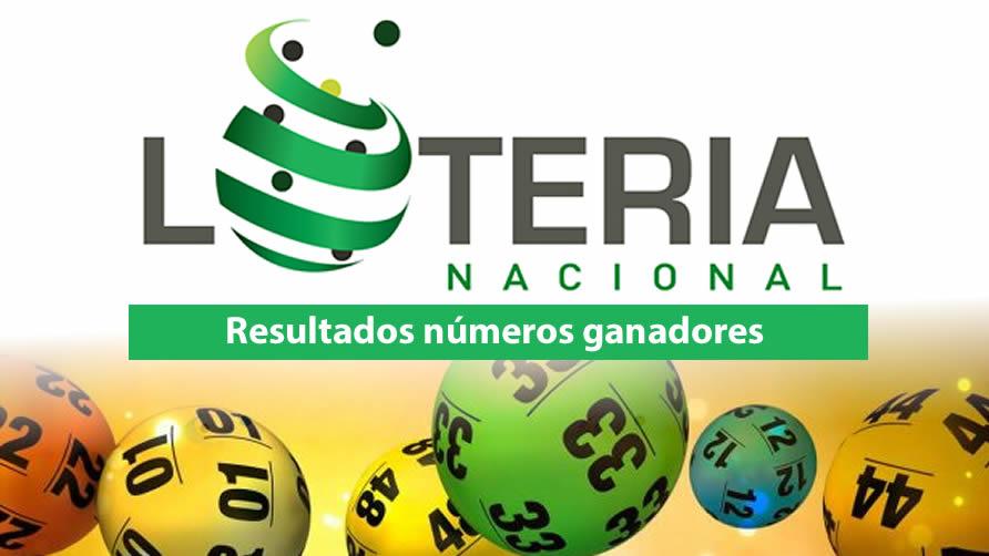 Resultados Loteria Nacional Dominicana, Números ganadores