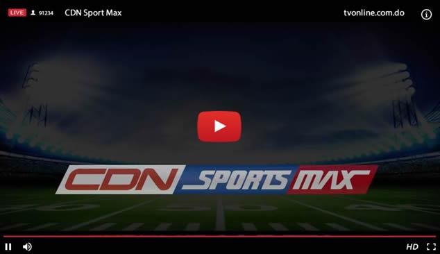 CDN sport max en vivo