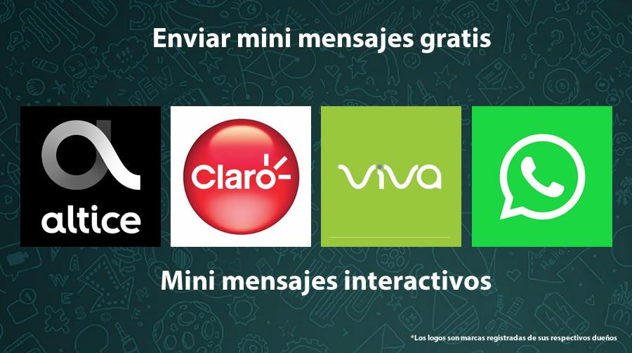 Enviar mini mensajes gratis