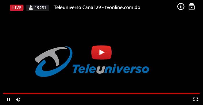 Teleuniverso Canal 29 en vivo