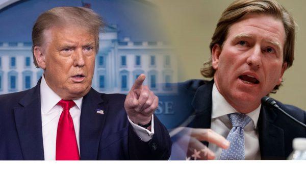 Donald Trump despide al funcionario de seguridad electoral que negó el fraude