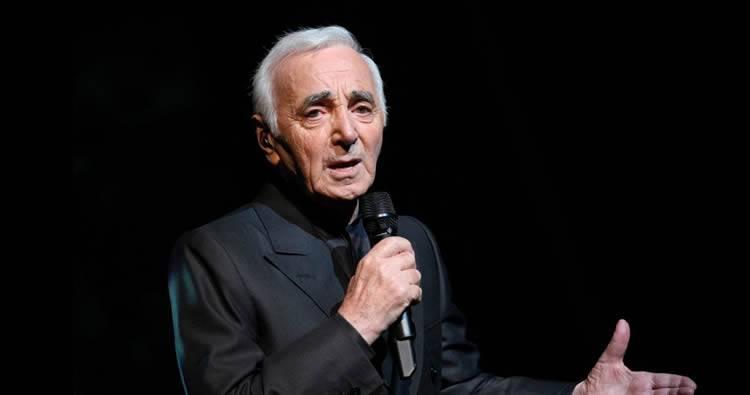 Adiós Charles Aznavour