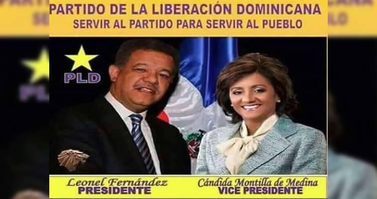Leonel califica como extemporánea campaña que lo promueve junto a Cándida Montilla