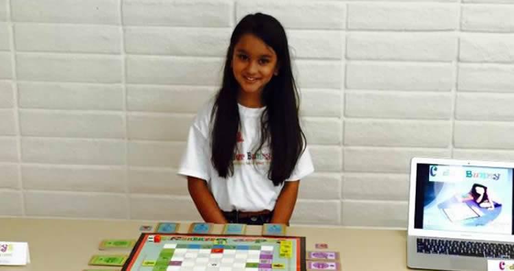 Samaira Mehta, la niña de 10 años que contrató Google