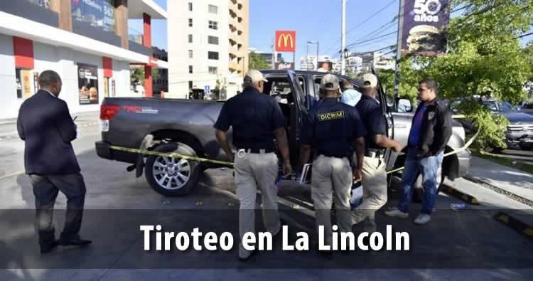Video: Tiroteo en McDonalds de la Abraham Lincoln