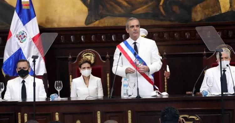 Luis Abinader dice no se perdonarán actos de corrupción pasados ni futuros