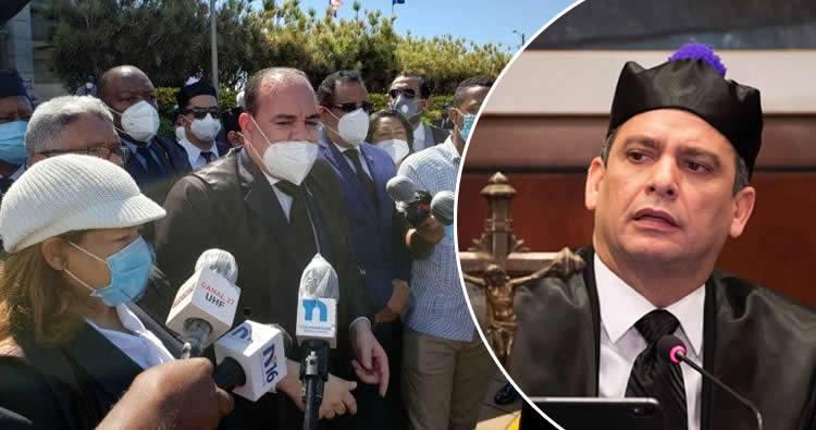 Piden la destitución de Luis Henry Molina, por faltas graves en el desempeño de sus funciones
