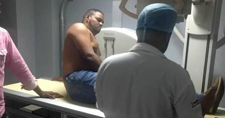 Denuncian golpiza contra técnico de Claro; recibe asistencia en clínica de la capital