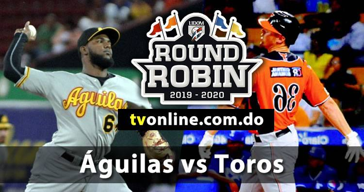 Águilas vs Toros en vivo | Round Robin 2019
