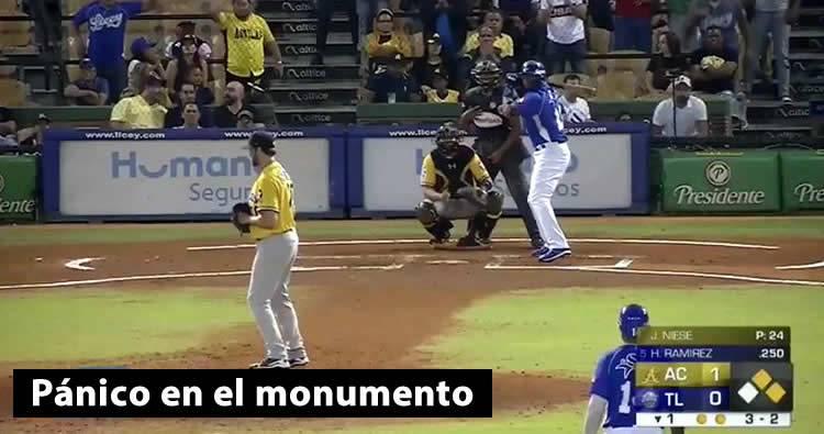 Video: Juego Águilas Cibaeñas vs Tigres de Licey 13/1/2020 – Round Robin
