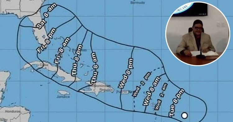 COE emite alerta verde para 10 provincias por posible incidencia de tormenta tropical