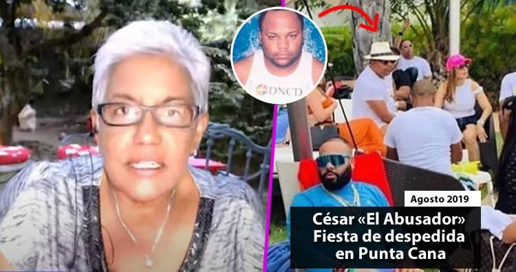 Video: Altagracia Salazar le recuerda al PLD algunos datos sobre Cesar «El Abusador»