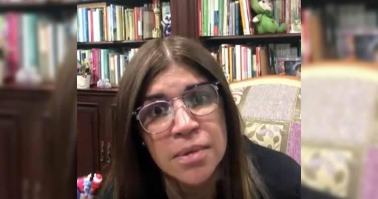 Video: Dra. Ana Simó denuncia en una semana le han robado tres veces