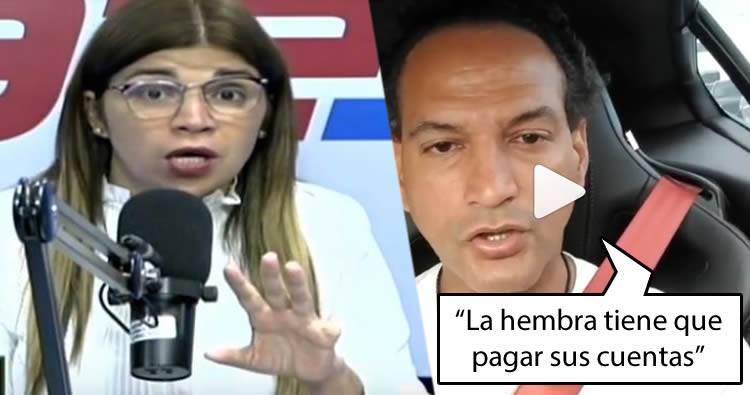 Ana Simó le responde a José Laluz