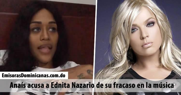 Video: Anaís acusa a Ednita Nazario de su fracaso en la música