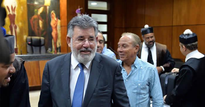 Corte mantiene en libertad a Díaz Rúa y Ángel Rondón Rijo