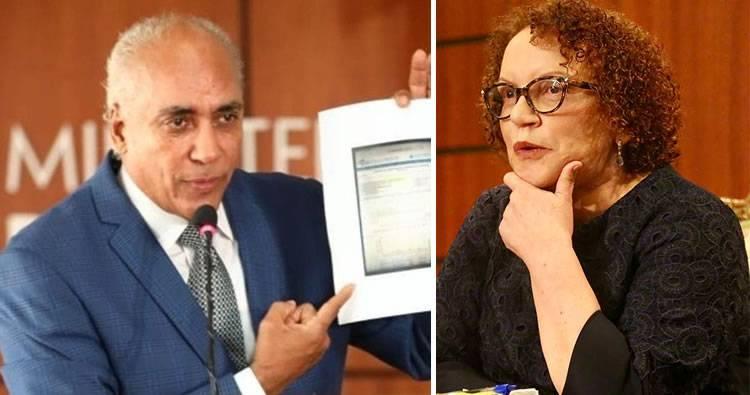 Abinader destituye 14 procuradores adjuntos incluyendo a Bolívar Sánchez, quien comandó intervención de teléfono Miriam Germán