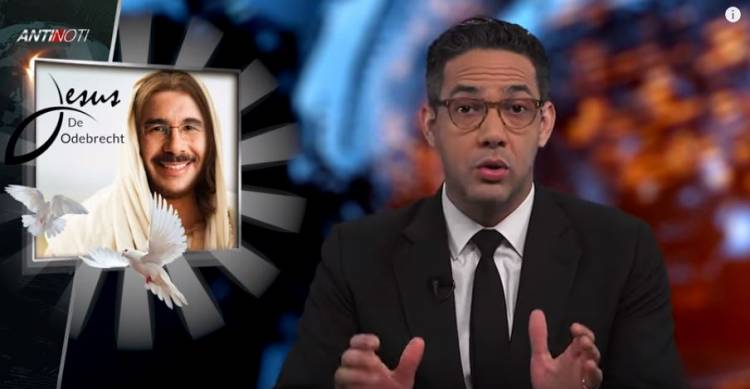 El Antinoti arremete contra diputada que compara a Danilo con Jesucristo