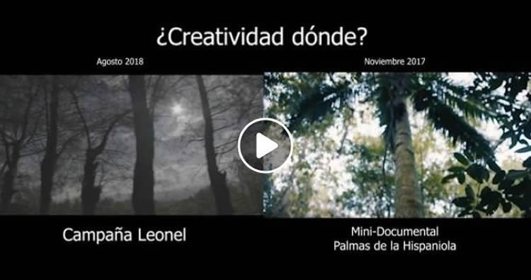 Plagio? Cuestionan anuncio de Leonel Fernández por similitud con un documental