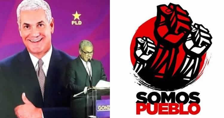 Reacción del Equipo Gonzalo Castillo sobre el supuesto 'apoyo' de Somos Pueblo