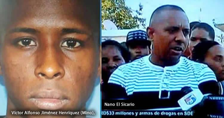 Envían a La Victoria presunto asesino de Nano El Sicario