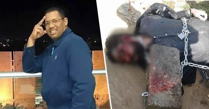 Video: Argenis Contreras fue quien disparó al abogado Yuniol Ramírez