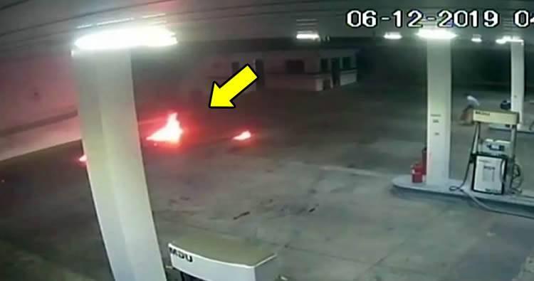 Sol Gas denuncia estación de GLP en Los Ríos fue víctima de un atentado con bombas molotov