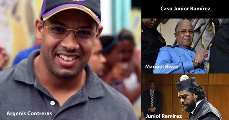 Detienen a Argenis Contreras cuando entraba al país por Punta Cana según el Listín