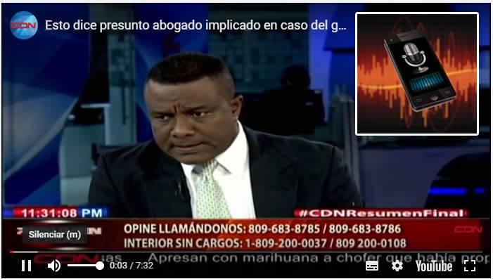Video: Habla el abogado caso de la menor y el general