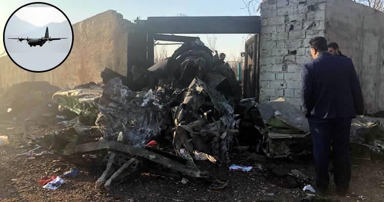 Mueren las 176 personas a bordo de avión que se estrelló en Teherán, Irán
