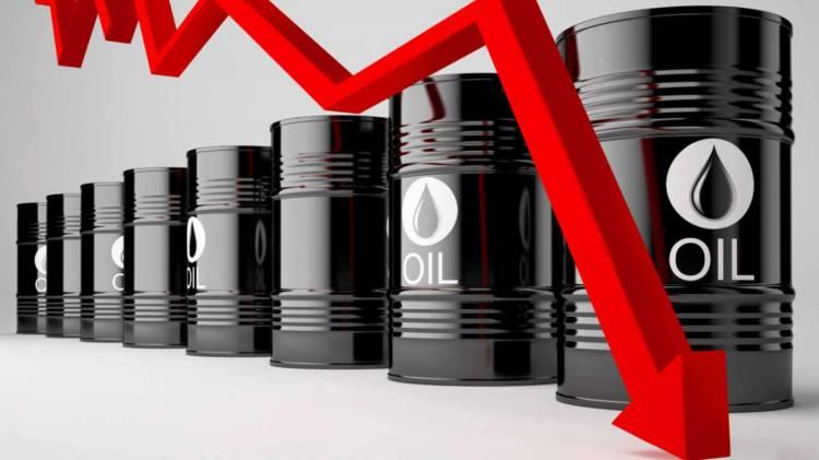 Barril de petroleo de Texas cayó a US$45.90