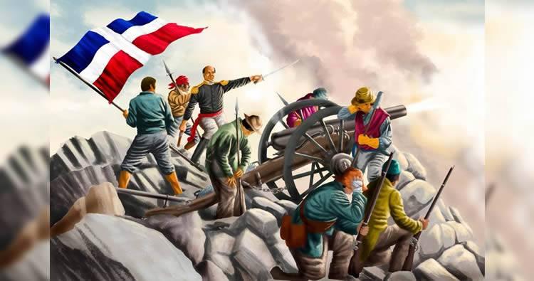 La Batalla del 30 de Marzo de 1844