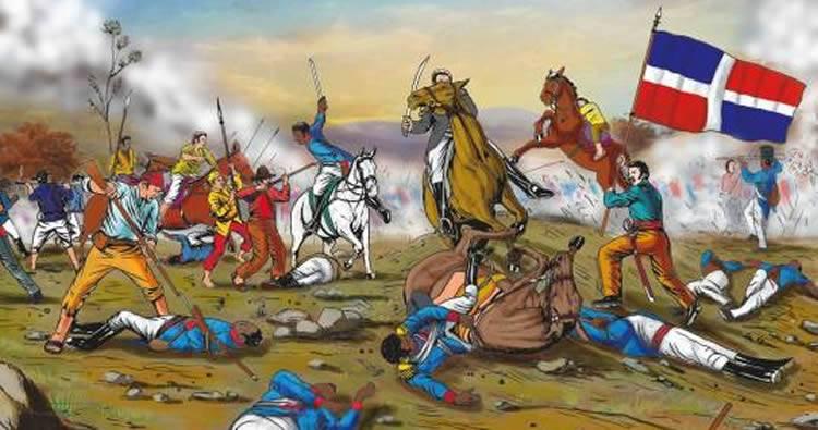 Batalla de Azua ó 19 de Marzo de 1844