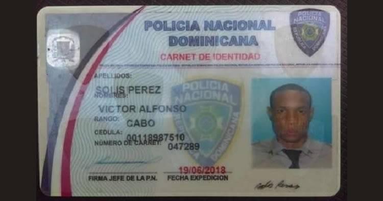 Cabo de la Policía Nacional podría estar involucrado en tiroteo a pelotero David Ortíz