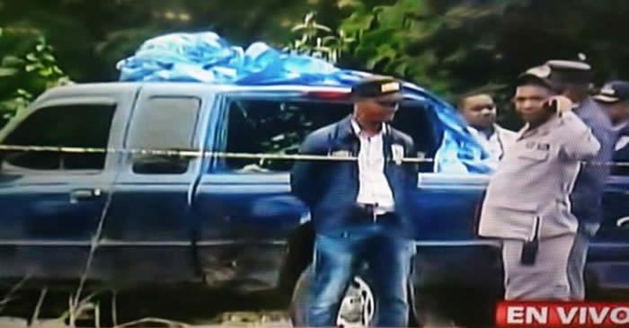 Video: Hallan camioneta de la Omsa en la que raptaron y mataron a Yuniol Ramírez
