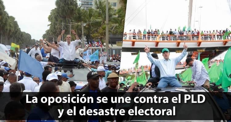 Oposición pide que NO se pase la «vergüenza» de las elecciones pasadas