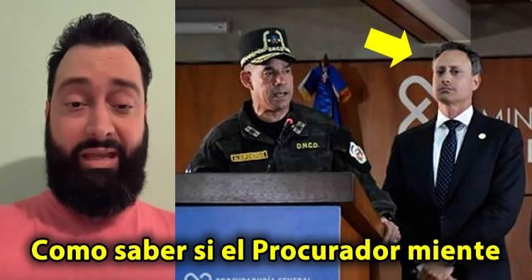 [Video] Carlos Rubio: 'Como saber si Jean Alain Rodríguez miente' | Caso Cesar el Abusador