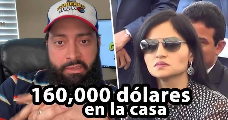 Video: Carlos Rubio sobre Berlinesa Franco y el robo de los 160,000 dólares de la casa
