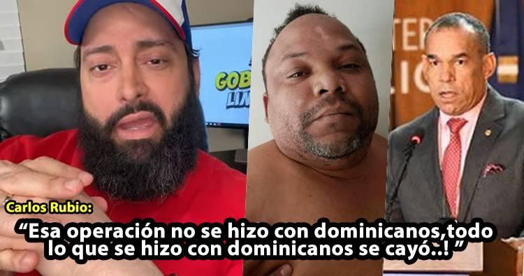 Video: Carlos Rubio sobre captura de César 'El Abusador'