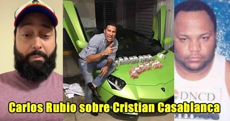 Video: Carlos Rubio sobre Cristian Casablanca