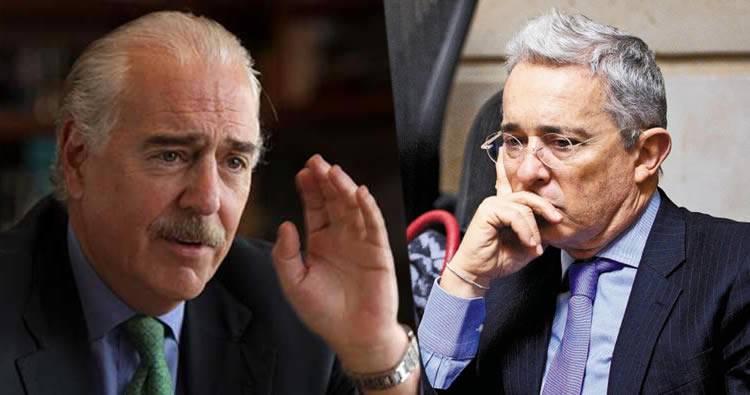 Caso Odebrecht: Citan a los expresidentes Álvaro Uribe y Andrés Pastrana