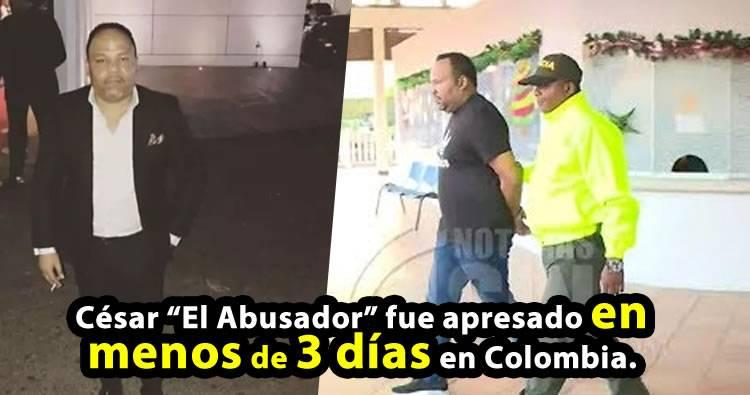 Video: Captura de Cesar 'El Abusador' paso a paso; Peralta fue apresado en menos de 3 días