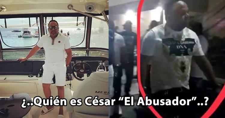 """Quién es César """"El Abusador"""" o Cesar Emilio Peralta"""