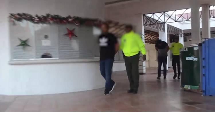 César Peralta se encontraba en Colombia desde el mes de agosto, según autoridades de Colombia