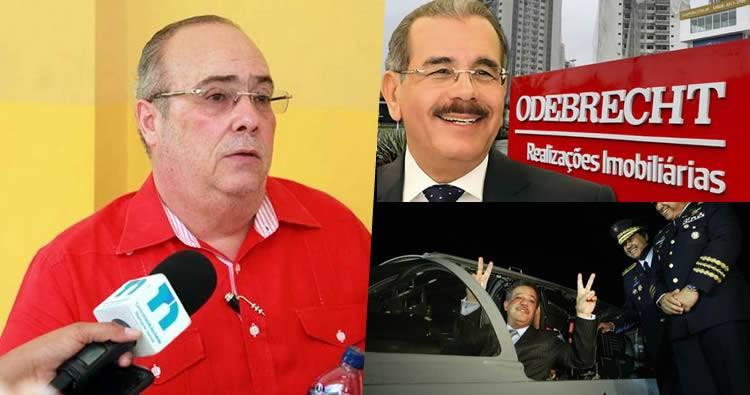 Charlie Mariotti advierte a Danilo y Leonel 'si el PLD sale del poder van a pagar los dos'