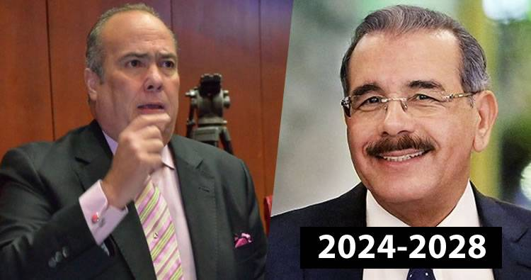Senador Charlie Mariotti revela buscan reformar Constitución para habilitar a Danilo en el 2024