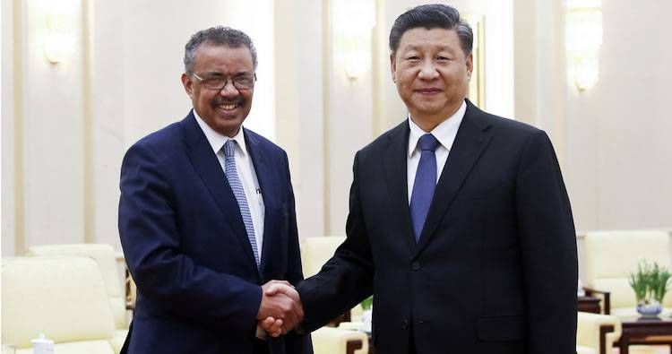 Informe de inteligencia alemán revela que Xi Jinping pidió personalmente al director de la OMS que ocultara información sobre coronavirus