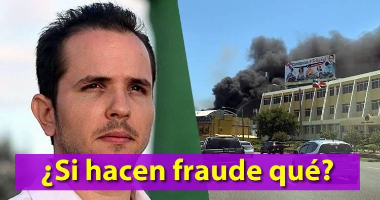 ¿Si hacen fraude qué? Por Claudio Caamaño Vélez