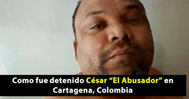 General de Colombia dice como fue atrapado César 'el Abusador'